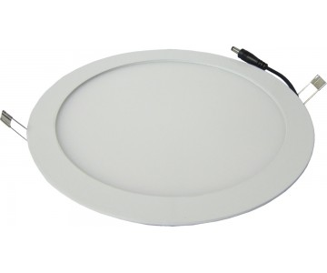 Plafoniere Da Incasso A Led : Faretto led da incasso 12w 180mm luce calda leddiscounts