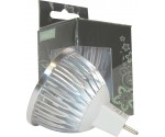 Spot LED MR16 6W (5x1W) Luce Calda